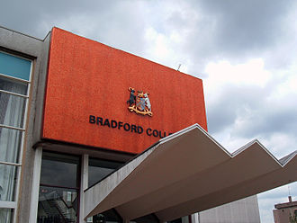 Bradford College - Bradford College in June 2006