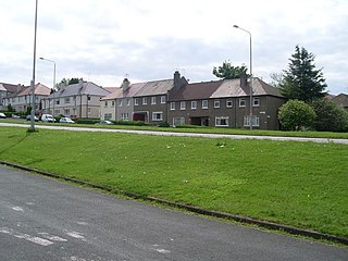 Pollok Human settlement in Scotland