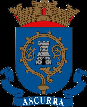 Ascurra - Image: Brasao ascurra