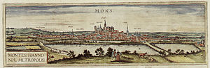 Siege of Mons (1572)
