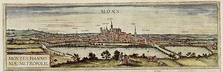 Siege of Mons (1572) siege