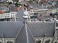 Breda, dak van Grote Kerk.jpg
