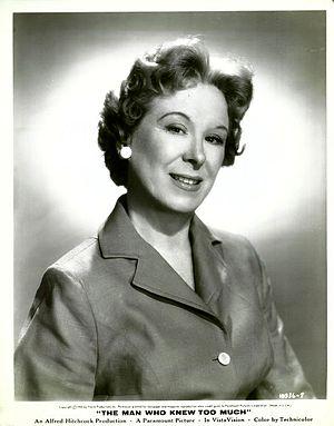 Brenda de Banzie - Brenda de Banzie in a 1956 publicity portrait