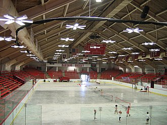 Bright-Landry Hockey Center - Image: Bright Hockey 1