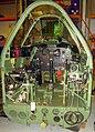 Bristol Beaufighter cockpit, Imperial War Museum, Duxford. (34002231404).jpg