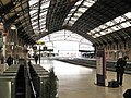 Bristol Temple Meads, automatic ticket gates and platform 3.jpg