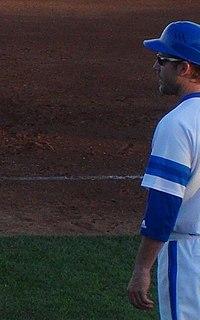 Brock Bond American baseball player