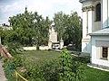 Buchach roman church yard.JPG