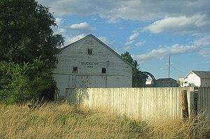 Buckeye, Colorado - Barn in Buckeye.