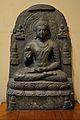 Buddha - Circa 10th Century CE - Bihar - ACCN 3725 - Indian Museum - Kolkata 2013-04-10 7768.JPG