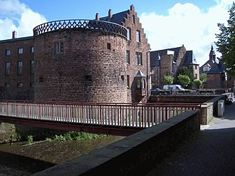 Büdingen - Mühltorbrücke.
