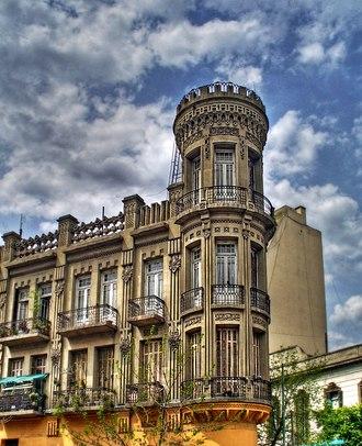 La Boca - Image: Buenos Aires La Boca Wenceslao Villafañe 385