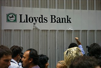 Lloyds Bank International - Demonstration against the Corralito, Buenos Aires, 2002.