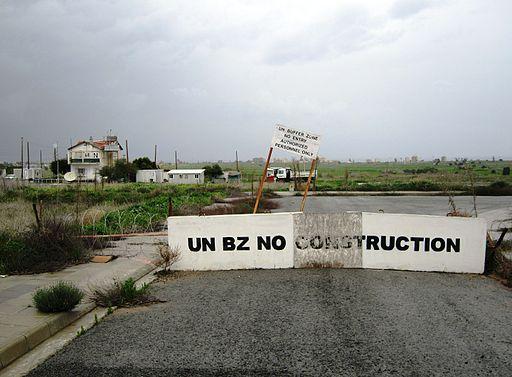 Bufferzone Cyprus