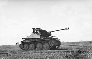 Marder III - Marder III Ausf. H on the Eastern Front.