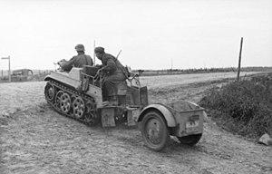 kettenkrad russia 1943