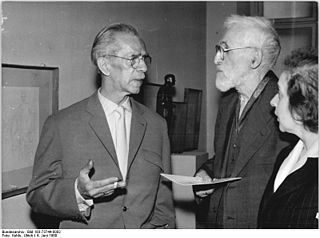Richard Hamann German art historian and educationist