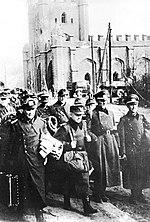 Bundesarchiv Bild 183-R94432, Königsberg, gefangene deutsche Offiziere