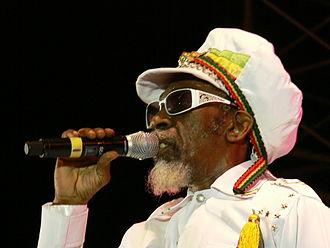 Bunny Wailer - Bunny Wailer at Smile Jamaica, 2008