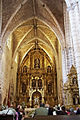 Burgos Covarrubias Colegiata retablo lou.jpg