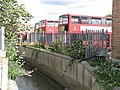 Buses at the rear of Catford bus garage, Bromley Road, SE6 - geograph.org.uk - 2254608.jpg