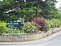 Bushes and Trees at the Milburn Arms, Rosedale Abbey - geograph.org.uk - 1607370.jpg