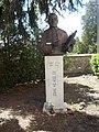 Bust of Béla Makk by László Szunyogh, 2017 Tatabánya.jpg