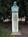 Bust of Giuseppe Garibaldi by Livia Kuzmik, 2016 Palotanegyed.jpg