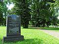 Były cmentarz Św. Trójcy przy alei Zwycięstwa w Gdańsku.JPG