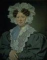 C.A. Jensen - Kammerherreinde Kirsten Stampe f. Kaas (1766-1842) gift 1793 med kammerherre, Holger Baron Stampe til Nysø - KMS7215 - Statens Museum for Kunst.jpg