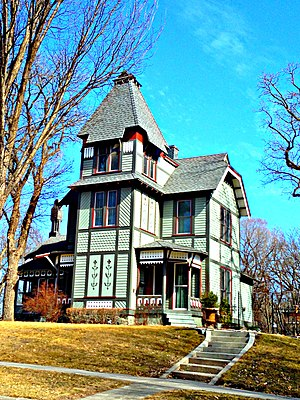 National Register of Historic Places listings in Otter Tail County, Minnesota - Image: CC Clement