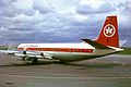 CF-TKE 2 V952 Vanguard Air Canada YYC 01JUN67 (5641197105).jpg