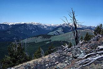 Chopaka Mountain - View from top of Chopaka Mountain