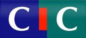 Crédit Industriel et Commercial - Image: CIC Banque Logo