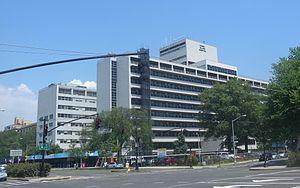 Coney Island Hospital - Image: CIH @ Shore & Ocean Pkwys jeh