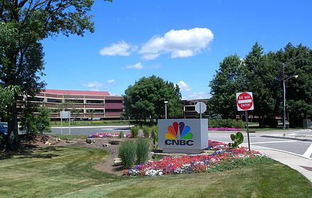 Englewood Cliffs headquarters CNBC entry jeh.jpg