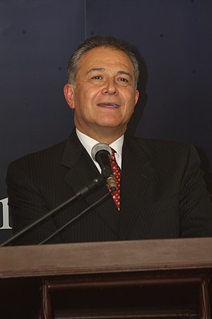 Vice President of Colombia