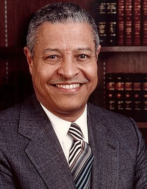 Clifton R. Wharton Jr. - Image: CRW JR 1987