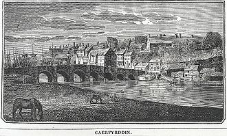 Carmarthen - Carmarthen, 1823