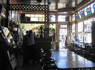Jack Sarfatti - Caffe Trieste, North Beach
