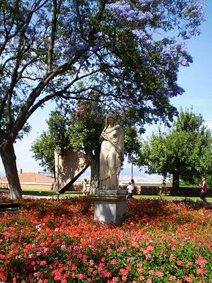 Cagliari Giardini pubblici
