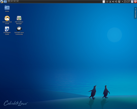 Calculate Linux Desktop 11.0 KDE