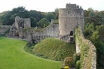 Caldicot Castle, Wales.jpg