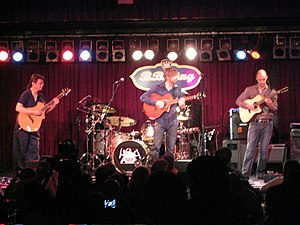 California Guitar Trio - California Guitar Trio live at The B.B. King Blues Club, New York