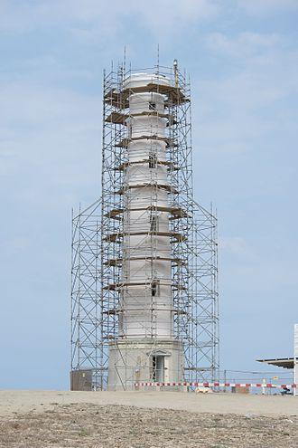 California Lighthouse - Restoration of the California Lighthouse in Aruba