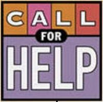 Call for Help - Image: Call for help Second Logo