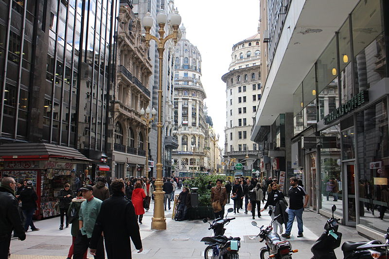 Monte seu roteiro de viagem para Buenos Aires