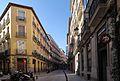 Calle del Prado, desde la calle del León.jpg