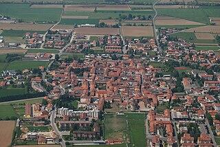 Misano di Gera dAdda Comune in Lombardy, Italy