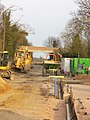 Cambridgeshire Guided Busway works.JPG